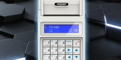 Posnet Mobile HS EJ - kasa fiskalna o małych gabarytach