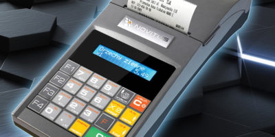 Nano E - kasa fiskalna marki Novitus
